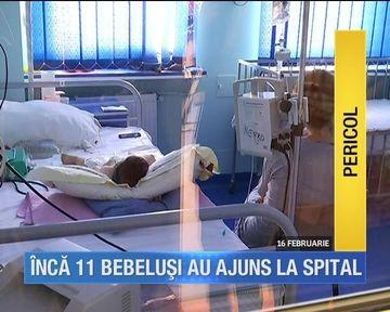 La aproape doua saptamani dupa ce trei copii din Arges au murit, autoritatile nu stiu nici acum care este sursa imbolnavirilor
