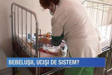 Ministrul Sanatatii recunoaste ca sistemul medical din Romania este defect, iar drama bebelusilor din Arges este o consecinta tragica