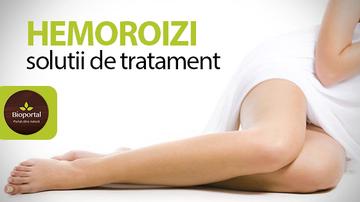 Hemoroizi – solutii de tratament! Cum recunoastem simptomele hemoroizilor?
