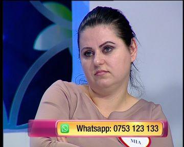 Mia, data afara din emisiune! Telespectatorii si prezentatoarea TV, Gabi Cristea, nu i-au mai suportat atitudinea