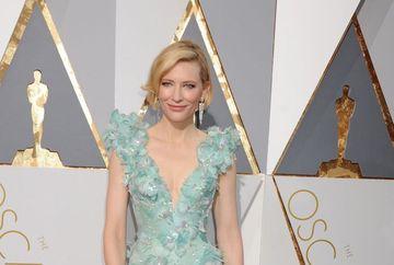 Care au fost actritele cu cele mai glamouroase tinute de la gala premiilor Oscar 2016!