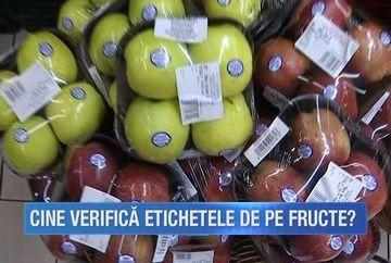 Cine verifica etichetele de pe fructe?! Cumparam fara sa stim cum sunt crescute fructele pe care le punem pe masa copiilor nostri