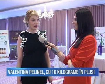 Valentina Pelinel spune totul despre mult asteptatul moment al nasterii. Sa intelegem ca in curind vom afla si numele bebelusului?