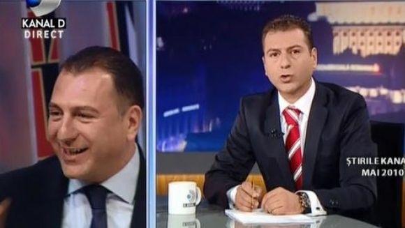 Cele mai tari momente cu vedetele Kanal D de la primele emisii! Lui Christian Sabbagh i-a sunat telefonul in direct, iar in loc de organism i-a iesit... orgasm! Vezi aici toate momentele VIDEO