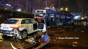 O noua tragedie a zguduit Turcia. Cel putin 37 de oameni au murit si 125 sunt grav raniti dupa ce o masina-capcana a explodat duminica, la Ankara