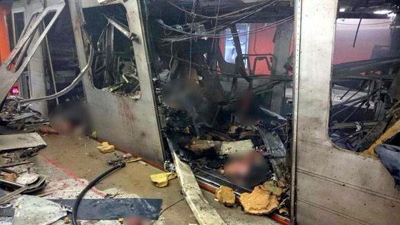 Atacuri teroriste la Bruxelles. Bilant oficial: 31 de morti si 198 de raniti