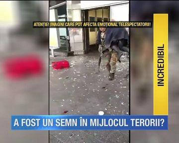 Un caz absolut uluitor marcheaza atacurile teroriste din Belgia in care au fost raniti si 4 romani! Cine este tanarul care a scapat de trei atentate in trei tari