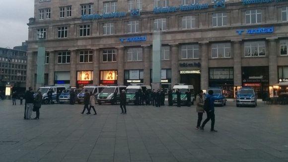 E panica in Europa! Doua gari, evacuate de urgenta din cauza unor alerte cu bomba!