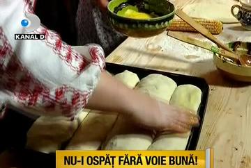 Tara in bucate: Cum se prepara mancarurile moldovenesti autentice la Solesti, in coasta Vasluiului