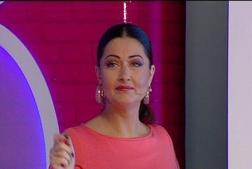 Gabriela Cristea, pacalita in direct, de 1 Aprilie! Uite cum a reactionat cand s-a trezit singura, fara concurenti, public sau trupa