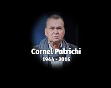 Cornel Patrichi se lupta de peste patru ani cu o boala necrutatoare! Sotia lui i-a ascus mult timp ca sufera de cancer