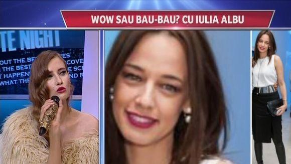 """Iulia Albu a maturat cu Andreea Raicu: """"Arata ca un pom de Craciun""""- Uite cine sunt vedetele care au luat trofeele WOW si BAU! Sotii Lis au fost iar desfiintati"""