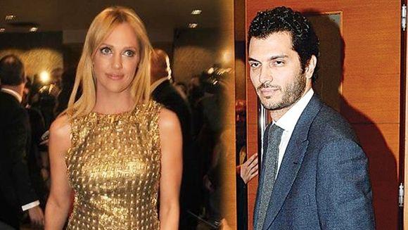 Noul iubit al frumoasei actrite Meryem Uzerli, crize de gelozie in public! Uite ce gest a facut barbatul in momentul in care l-a vazut pe fostul ei iubit