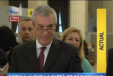 Presedintele Senatului, Calin Popescu Tariceanu, a ajuns de urgenta la spital! Nu doar activitatea politica intensa, ci se pare si dorinta lui de a slabi l-au epuizat