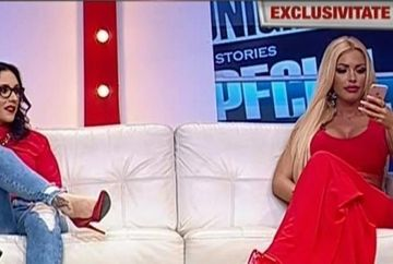 """Dana Roba si Loredana Chivu s-au certat in pauzele de publicitate de la WOWbiz! """"Am fost si eu mahalagioaica, dar acum sunt eleganta"""""""