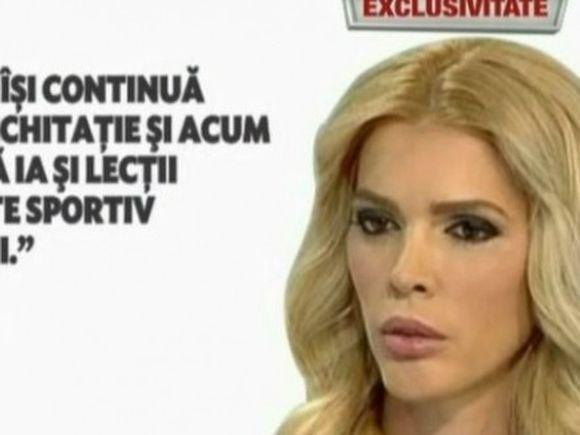 """Exclusiv! Alina Vidican spune tot adevarul despre Valentina Pelinel: """"Nu s-a mutat nimeni la mine in casa"""" - Vezi reactia blondei care urmeaza sa nasca"""