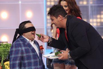 """Proba """"usturatoare"""" pentru Adi Minune! A fost pus sa ghiceasca mai multe legume, insa una i-a dat mari batai de cap! Azi, la """"Roata Norocului"""", de la 20.00, la Kanal D"""