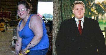 Cantareau, impreuna, 320 de kilograme, inainte de a incepe o dieta drastica care le-a schimbat viata. E de necrezut cum arata acum. Familiile lor sunt in lacrimi de fericire