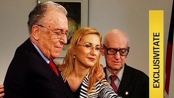 La 86 de ani impliniti, Ion Iliescu a ales sa duca viata unui roman simplu. A renuntat la functiile si aparitiile publice ca sa poata petrece mai mult timp cu familia si prietenii de suflet!