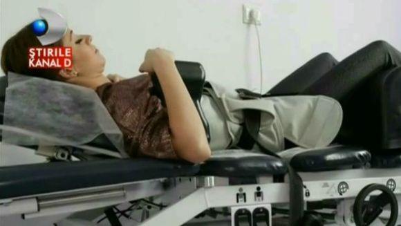 Ana Maria Barnoschi, de urgenta la spital!