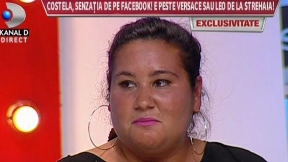 """S-a cutremurat platoul! Costela, vedeta de pe Facebook, a facut show la WoWbiz! """"Bianca Dragusanu si Daniela Crudu sunt niste trompete!"""""""
