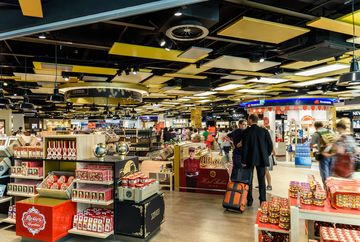 Tot ce voiai sa stii despre magazinele cu cele mai avantajoase preturi, duty-free-urile