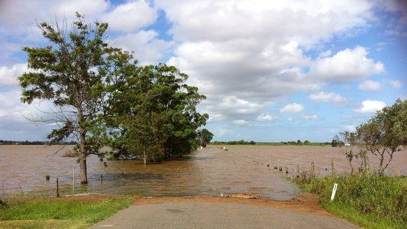 Cod galben de inundatii: 19 judete vor fi afectate!