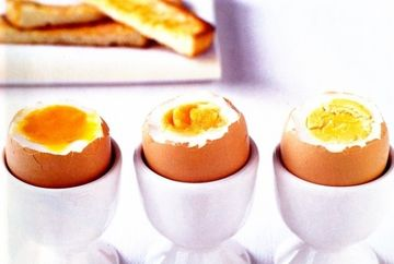 Incredibil! De ce sa mananci in fiecare dimineata un ou fiert moale!