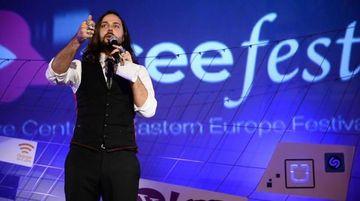 Din New York, direct la Bucuresti: de pe scena Comedy Cellar, Jeff Leach revine la ICEEfest!