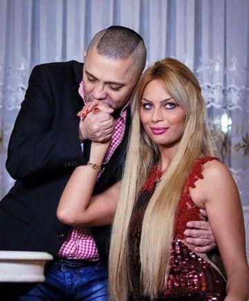 Iubita lui Nicolae Guta este acuzata ca l-a inselat pe manelist