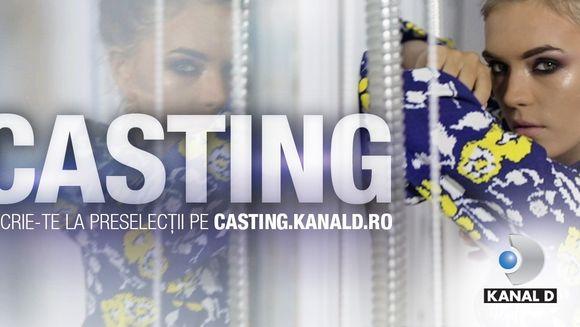 Kanal D cauta concurente pentru un nou show ce va fi lansat in grila de toamna a statiei