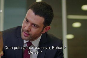 """Arzu vrea cu orice pret sa o elimine pe Bahar din viata lui Ates! Ce pune la cale tanara aflati azi, in """"Bahar: Viata furata"""", de la 20.00, la Kanal D"""