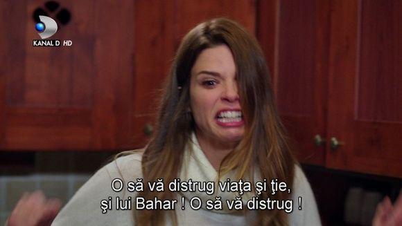 """Bahar se afla in pericol de moarte din cauza lui Arzu! Ce face tanara aflati azi, in """"Bahar: Viata furata"""", de la 20.00, la Kanal D"""