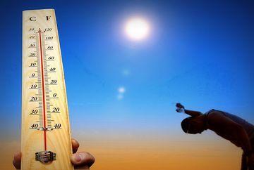 Prognoza meteo: vreme caniculara in weekend! Uite cat de cald va fi sambata si duminica