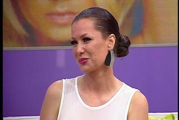 "Simona Senzual, marturisiri picante la ""Teo Show""! Iata cum a raspuns provocarilor lansate de prezentatori"