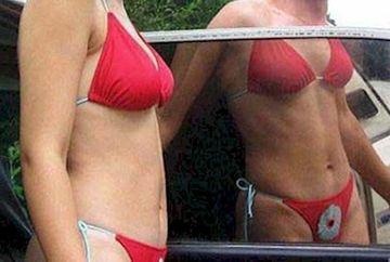 In fotografia asta exista un detaliu ciudat la persoana in bikini! Nimeni nu a reusit sa isi dea seama, insa cand au citit nu le-a venit sa creada!