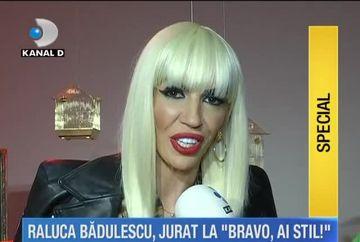 """Raluca Badulescu, al doilea jurat al emisiunii """"Bravo, ai stil!"""": """"Va fi cel mai grandios show ever!"""""""