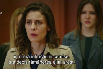 """Dilara este intemnitata si plateste pentru imprudenta sa! Nu rata in aceasta seara, la ora 20.00, la Kanal D, un nou episod din """"Furtuna pe Bosfor"""""""