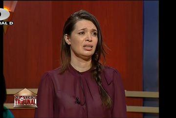 """Caz dramatic in emisiunea """"Ne vedem la tribunal"""": """"Fostul sot m-a pacalit cand am divortat si mi-a furat copilul!"""". Ce au decis juratii cand au vazut lacrimile acestei mame disperate"""