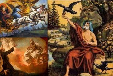 Traditii si superstitii de Sfantul Ilie! Ce sa nu faci pe 20 iulie ca sa scapi de mania sfantului in car de foc
