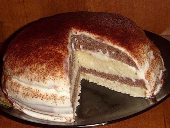 Tort pe baza de iaurt - reteta simpla si rapida! O poate face oricine!