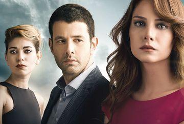 """Cele mai noi imagini de promovare ale sezonului patru din serialul """"Bahar: Viata furata""""! Cine e noul personaj pe care il promoveaza canalul de televiziune unde este transmisa productia in Turcia"""