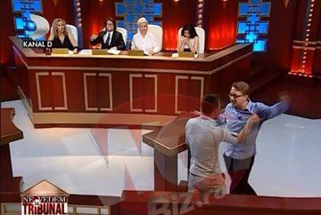 """Doi frati se iau la bataie in fata juratilor de la """"Ne vedem la tribunal""""! Mostenirea ii transforma pe cei doi barbati in dusmani de moarte! Povestea lor, in emisiunea de sambata, de la 21.30, la Kanal D"""