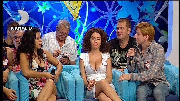 """Emil a lansat bomba in timpul emisiunii """"Te vreau langa mine"""": Nu e normal ce se intampla aici, eu sunt singurul lasat pe dinafara! Gabriela Cristea l-a dat afara: """"Aici nimeni nu se combina in culise!"""""""