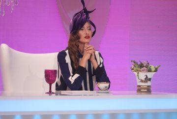 """Iulia Albu poarta rochii de zeci de mii de euro in emisiunea """"Bravo, ai stil!"""" Nu rata, incepand cu 22 august, cel mai spectaculos show al anului, numai la Kanal D!"""