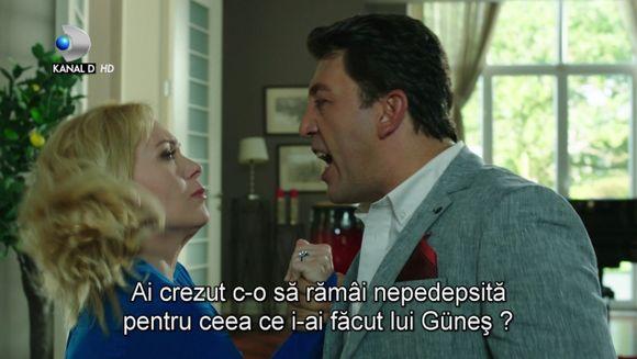 Haluk incearca sa-si recastige sotia printr-un gest extrem! Daca va reusi sa o impace pe Gunes aflati in episodul din aceasta seara, de la 20.00, la Kanal D