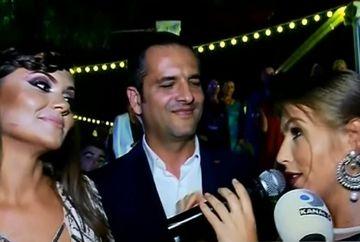 "Corina nu s-a putut abtine si a pus ochii din nou pe Madalin Ionescu! S-a intamplat chiar de fata cu sotia lui: ""Fata din Balcani"" s-a unduit pe langa el, l-a pupat si i-a facut dedicatii speciale"