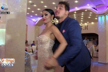 """Andreea Mantea si Bursucu, dansul pinguinului reinventat! Imagini de senzatie cu cei doi, din emisiunea """"Se striga darul"""", de sambata, de la 22.00, la Kanal D"""
