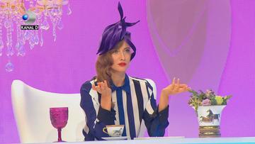 """Reactia Iuliei Albu la aflarea vestii ca o noua vedeta vine in show-ul """"Bravo, ai stil!"""", de la Kanal D """"Sa vedem ce-i poate pielea!"""""""
