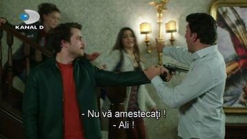 """Ali afla secretul intunecat al lui Haluk si recurge la un gest extrem! Tanarul ia o decizie radicala, in aceasta seara, in """"Gunes"""", de la ora 20:00, la Kanal D"""
